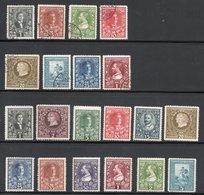 Royaume MONTENEGRO Lot Neufs* Et Oblitérés Série De 1910 - Montenegro