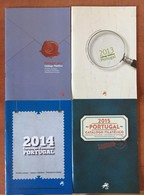 Portugal National Stamp Catalogues 2012-2015 - Briefmarkenkataloge