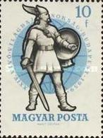 MH STAMPS Hungary - The 24th World Fencing Championships -1959 - Hungary