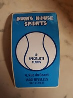 Nivelles DOM'S HOUSE SPORTS - Stickers