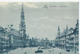 Brussel - Bruxelles - Grand'Place - Ed. H. Van Acker - Places, Squares