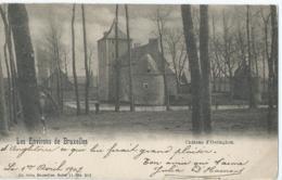 Gooik - Les Environs De Bruxelles - Château D'Oetinghem - Ed. Nels Série 11 No 202 - 1907 - Gooik