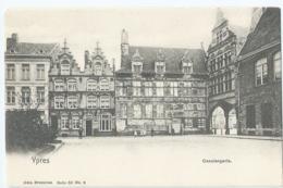 Ieper - Ypres - Conciergerie - Ed. Nels Série 59 No 9 - Ieper