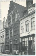 Ieper - Ypres - Huis M. Biebuyck - Maison M. Biebuyck - Callewaert, Yper -44 - Ieper