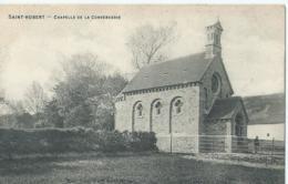 Saint-Hubert - Chapelle De La Converserie - Saint-Hubert