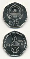 Cape Verde - 200 Escudos 1995 UNC FAO Food For All Flower Africa Lemberg-Zp - Cape Verde