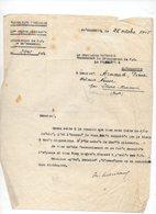 78/ PRISONNIERS GUERRE ALLEMANDS. MISE A DISPOSITION 1945 - Documents