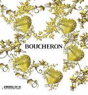 FRANCE 2019 NEUFS** - CŒUR DE BOUCHERON 0,88€ - BLOCS DE 5 TIMBRES - France