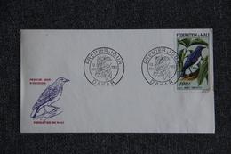 Enveloppe 1er Jour - Fédération Du MALI - Mali (1959-...)