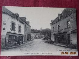 CPA - Josselin - Rue De La Gare - Josselin