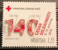 Croatia, 2019, Red  Cross (MNH) - Croatie