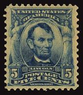 USA 1902-03 5 CENT. (Yv. 148) MNH ** - United States