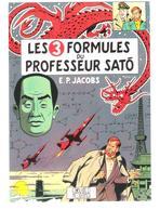 Comic - E. P. Jacobs - Les 3 Formules Du Professeur Sato - Blake Et Mortimer - Comicfiguren