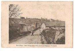 54 002 - NORROY LES PONT A MOUSSON - Sur Le Front, Deux Villages Mémorables Pour Le 277e Régiment D'Infanterie - France
