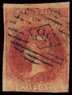 AUSTRALIA SOUTH AUSTRALIA 1855 2 P. (SG 2) USED - Used Stamps