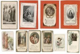 RELIGION 110 Images Diverses . Toutes Scannées - Cartes Postales