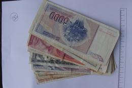 Lot Des 20 Billets De Differents Pays (41) - Autres