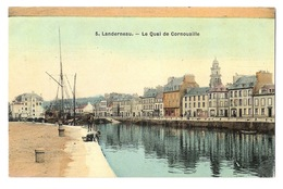 LANDERNEAU - Le Quai De Cornouailles - Landerneau