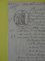 1830 (Basses-Alpes) LORGUES Timbre De 70c Lys (Alpes-de-Haute-Provence) - Cachets Généralité