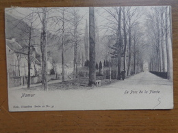 Namur, Le Parc De La Plante --> Beschreven 1904 - Namur