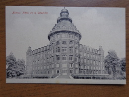 Namur, Hotel De La Citadelle --> Onbeschreven - Namur