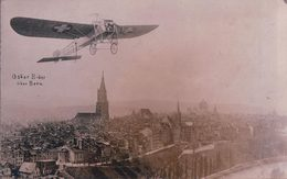 Aviation, Oskar Bider über Bern (2011) - ....-1914: Précurseurs