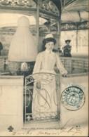 03.21 Vichy Une Donneuse D'eau - Vichy