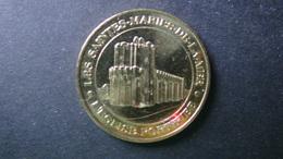 France - Médaille Officielle - Monnaie De Paris - Saintes Maries De La Mer - L'eglise Fortifiée De 2006 - Look Scans - Monnaie De Paris