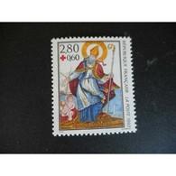 Timbre N° 2853 Neuf ** - Au Profit De La Croix Rouge - France