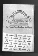 Tovagliolino Da Caffè - Acquaviva - Company Logo Napkins