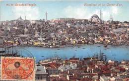 10699 - Turquie - Constantinople - Belle Oblitération - Cartes Postales
