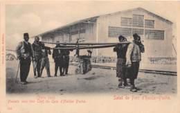 10709 - Turquie - Salut De Port D' Haidar Pacha - Cartes Postales