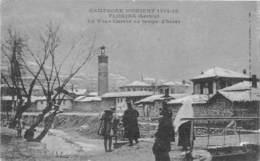 10711 - Serbie - Florina - La Tour Carrée En Temps D'hiver - Serbie