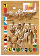 YN267    700e Anniversaire De La Confédération Rütli 22.02.1991 - Cartoline Maximum
