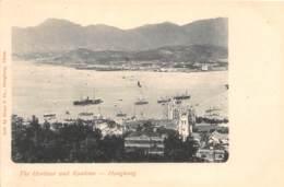10717 - Chine - Hongkong - The Harbour And Kowloon - Chine (Hong Kong)