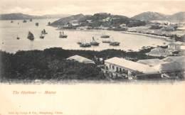10719 - Chine - Hongkong - Macao - The Habour - Chine (Hong Kong)