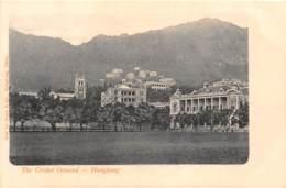 10720 - Chine - Hongkong - The Cricket Ground - Chine (Hong Kong)