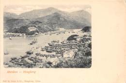 10722 - Chine - Hongkong - Aberdeen - Chine (Hong Kong)