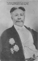 10724 - Cambodge - Sa Majesté Sisowath - Cambodge