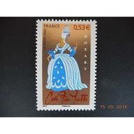 Timbre N° 3920 Neuf ** - Les Opéras De Mozart. Cosi Fan Tutte - Frankrijk