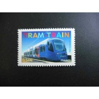 Timbre N° 3985 Neuf ** - Tram Train - Frankrijk