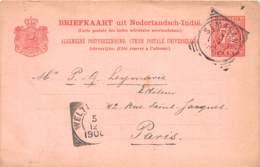 10736 - Indonésie - Semarang - Belle Carte De Correspondance - 1900 - Indonésie