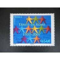 Timbre N° 4030 Neuf ** - Cinquantenaire Du Traité De Rome - France