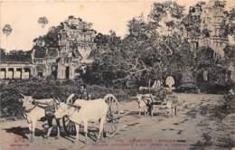 10743 - Cambodge - Angkor - Beau Cliché - Cambodge