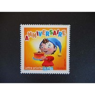 Timbre N° 4183 Neuf ** - Timbre Pour Anniversaire - Frankrijk