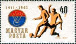 USED  STAMPS Hungary - The 50th Anniversary Of The Steel Worker. -1961 - Hungary