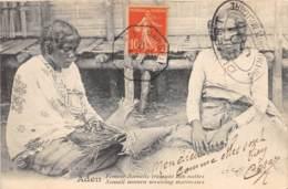 10748 - Aden - Femme Somalis Tressant Des Nattes - Belle Oblitération - Cartes Postales