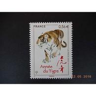 Timbre N° 4433 Neuf ** - Année Du Tigre - France