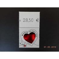 Timbre N° 4529 Neuf ** - Saint Valentin, Coeurs 2011 - France