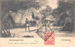 10761 - Surinam - Boschnegerdorp - Surinam